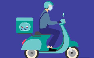 Bad Robots: Algorithms Used by Chinese Food Delivery Apps Create Danger for Drivers and Others