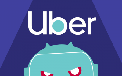 """Bad Robots: Uber's """"Robo-Firings"""" Challenged in Court by Former Drivers"""